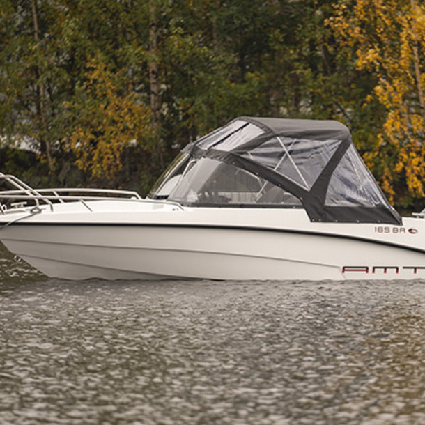 Bow rider AMT 165 BR 4