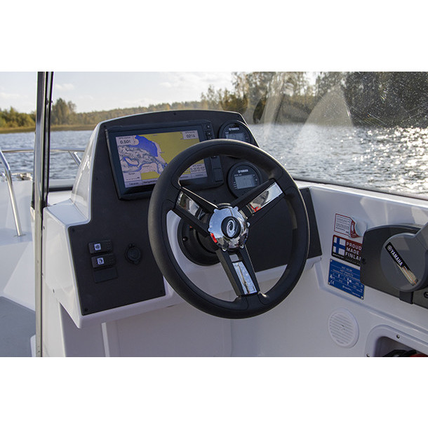 Bow rider AMT 165 BR 5