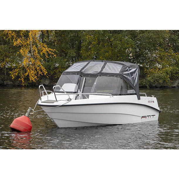 Bow rider AMT 165 BR 8