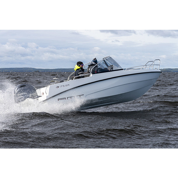 Bow rider AMT 175 BR 11