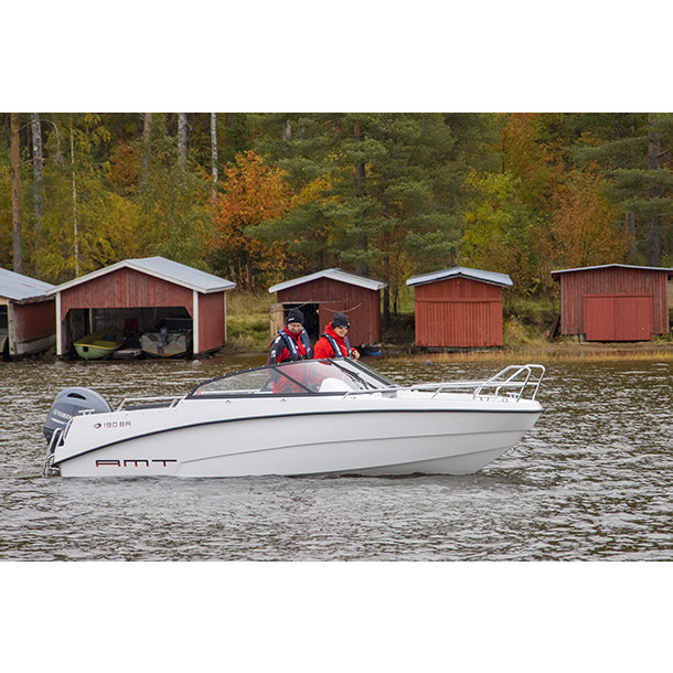 Bow rider AMT 190 BR 1