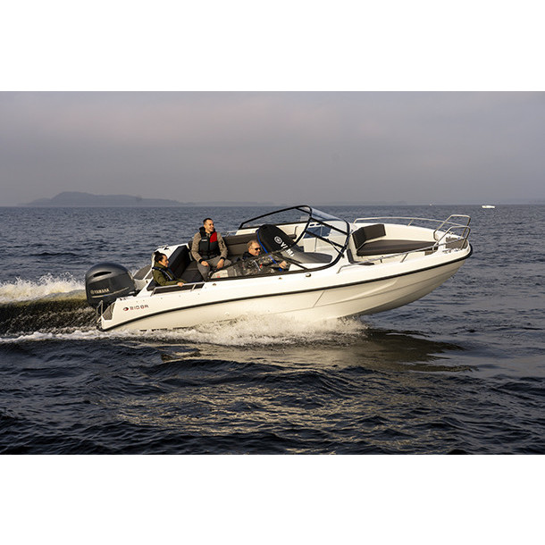 Bow rider AMT 210 BR 2