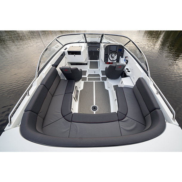 Bow rider AMT 230 BR 8